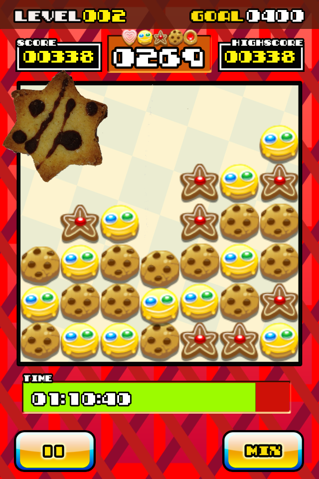 Screenshot Cookie Keeper