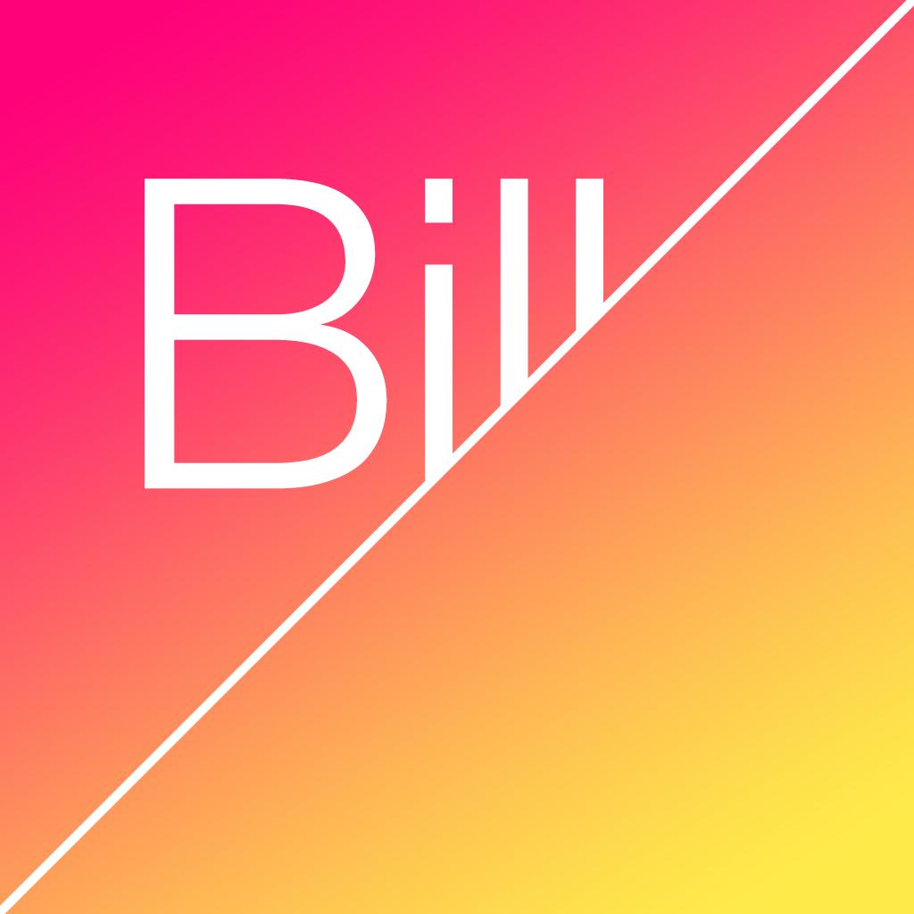 スマートに割り勘でき女子力UP 割り勘専用計算アプリ Split Bill